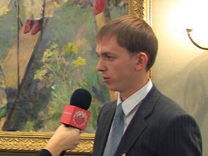 InstaForex tv events. December 2012, Svetová konferencia ShowFx Almata