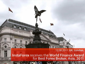 InstaForex tv geography. Londres