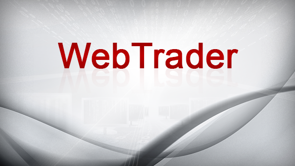 Educational video. Webtrader