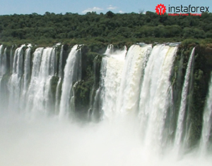 InstaForex tv geography. Iguazu Falls on the way to Dakar 2012 in South America