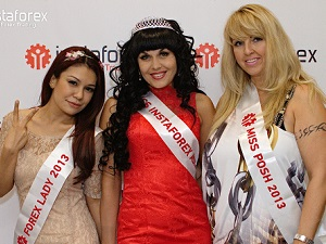 InstaForex tv events. November 2013, Miss Insta Asia 2013 award ceremony, Yekaterinburg, Russia
