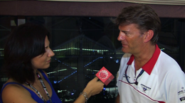 InstaForex tv interview. Graeme Lowdon, Spo