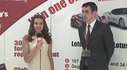 InstaForex tv interview. Roman Tsepelev, St