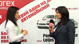 InstaForex tv interview. Анна Кочк�