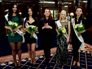 InstaForex tv events. Slávnostný ceremoniál Miss Insta Asia 2014